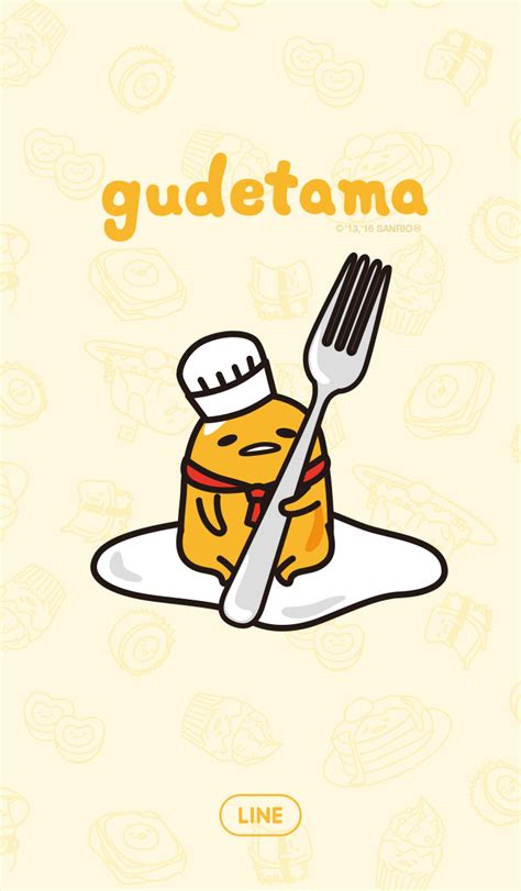 theme line gudetama sticker ไลน ราคาถ ก สต กเกอร ไลน ของแท ไม ม ว นหมดอาย