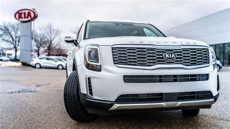 2020 Kia Telluride White by 2020 Kia Telluride Review Mcgrath Auto
