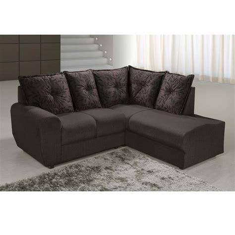 casa sofa sof 225 de canto american comfort alaska compos 234 em tecido