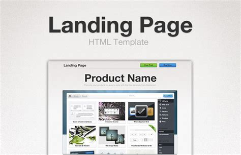 landing page css template free landing page html template medialoot