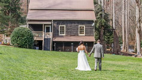 small intimate weddings in atlanta ga small intimate weddings elopements at burruss mill falls