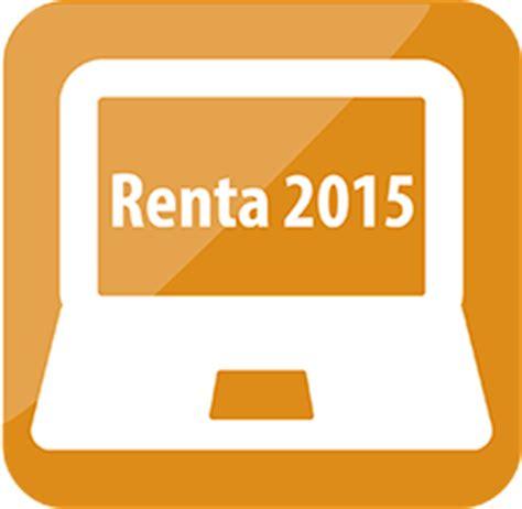 plazos para presentar declaracion de renta 2016 plazos para presentar el borrador de la renta 2015 en 2016
