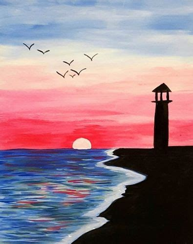 paint nite events near me 25 best ideas about drawing on sea