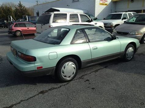 1989 nissan 240sx xe coupe 2 door 2.4l for sale: photos