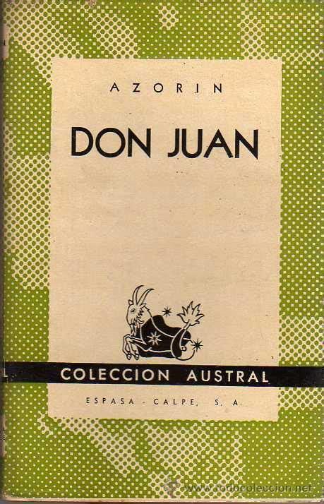 libro don juan don juan azorin en pdf libros gratis