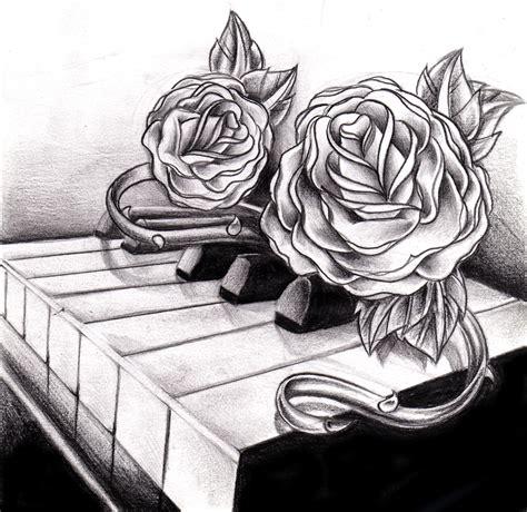 piano sketch by willemxsm on deviantart