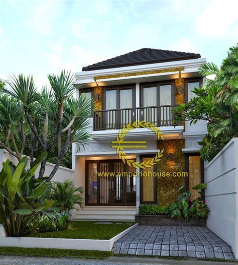 desain rumah betawi modern desain rumah minimalis modern 2 lantai home ideas