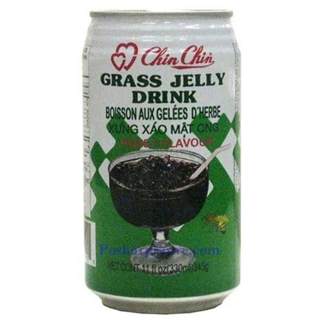Naraya Grass Jelly Drink chin chin grass jelly drink with honey flavor 11 fl oz