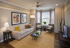 Yellow Living Room Houzz Contemporary Yellow And Gray Living Room