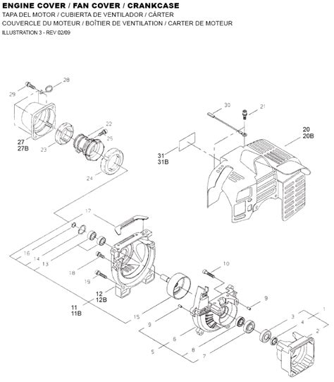 shindaiwa trimmer parts diagram shindaiwa t261 and t261b parts diagrams lawnmower