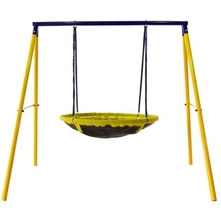 jump swing jump power ufo swing set walmart