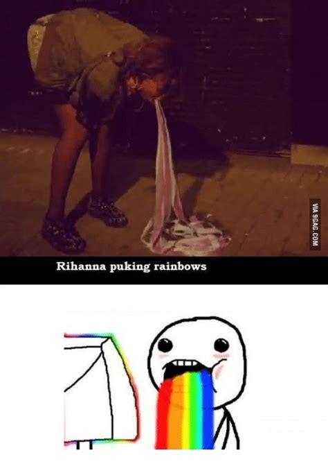 Rainbow Puke Meme - 25 best memes about puking rainbow puking rainbow memes