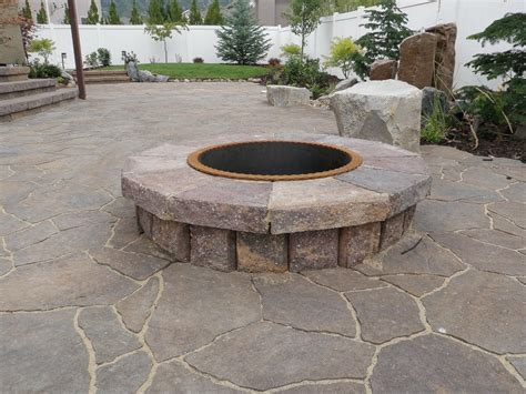 Flat Patio Stones by Flat Stones For Patio Icamblog