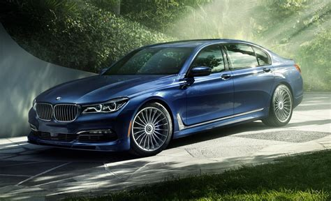 2017 bmw alpina b7 revealed