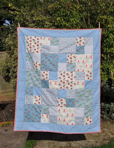 baby boy quilt quilts