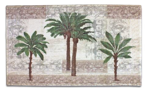 palm tree bathroom rugs palm tree bath set tropical decor shower curtain rug