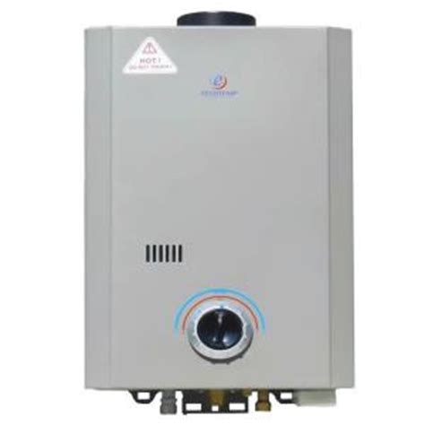 eccotemp eccotemp l7 gas portable outdoor tankless water