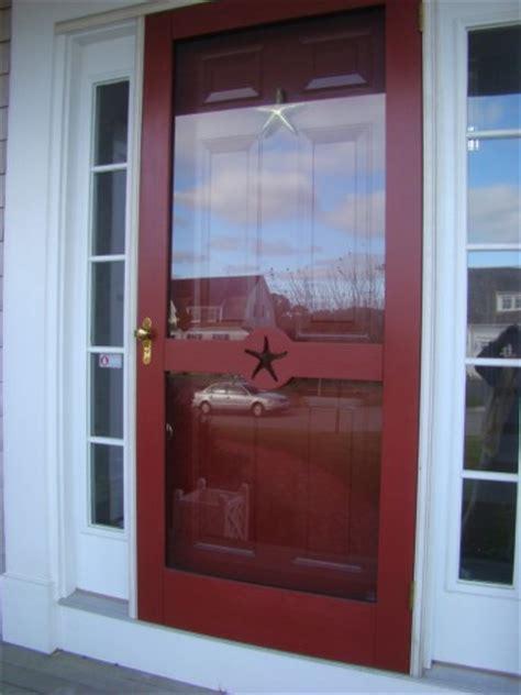 Handmade Screen Doors - gallery custom screen doors 171 custom wooden screen