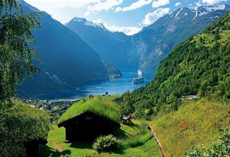 imagenes de paisajes judios fiordos noruegos