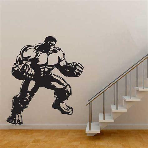 marvel s the avengers wall sticker decals for kids room hulk the avengers vinyl wall art decal