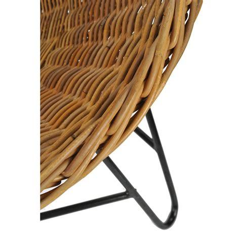 Wicker Basket Chair by Wicker Basket Chair At 1stdibs