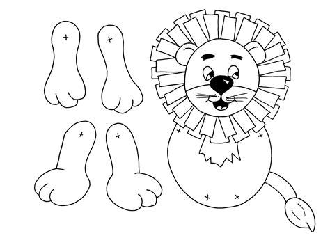 tiger puppet template template pdf puppet school