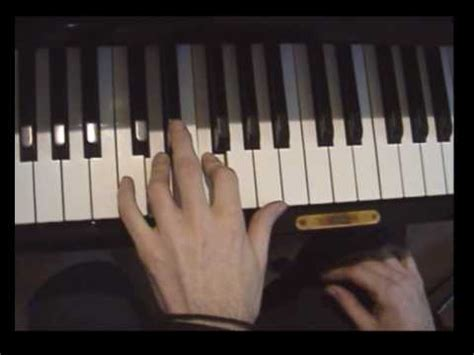 all i want tutorial piano christina aguilera all i need piano tutorial