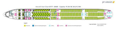 boeing 777 300er jet seating plan fleet information