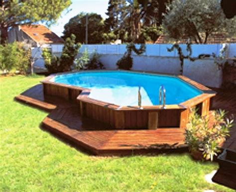 Above Ground Pool Ideas Backyard Pool Backyard Ideas With Above Ground Pools Rustic Entry Transitional Medium Fencing Home
