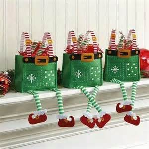 dulceros navideos dulceros navide 241 os bolsitas pinterest