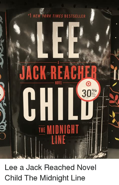 libro the midnight line jack 1 new ork times bestseller jack reacheri child novel off cover price 913031238 he midnight line