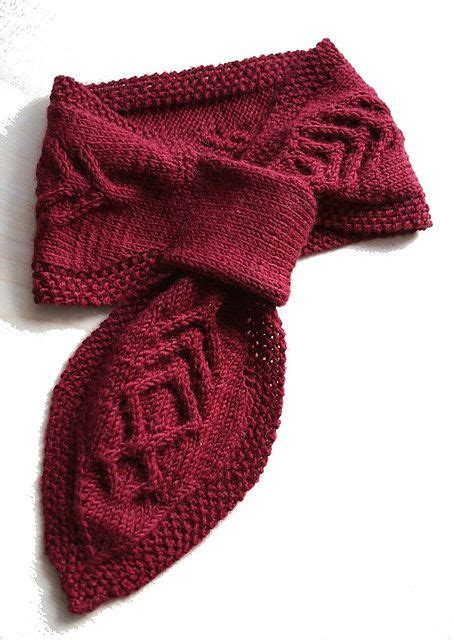 knitted neck warmer free pattern 10 keyhole scarves and shawl knitting patterns