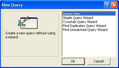 membuat query pada access 2010 membuat query dengan design view di microsoft access 2010