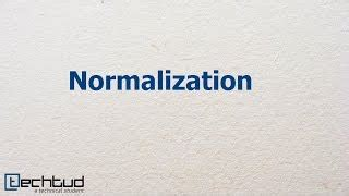oracle normalization tutorial database normalization explained with exles viyoutube