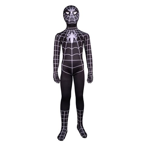 black suit spider 3 black spider costume 3 black suit