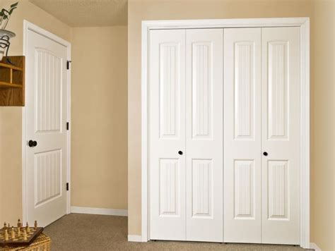 Bifold Closet Doors For Bedrooms Picking The Right Interior Doors For Your Home Clyde Companies Inc