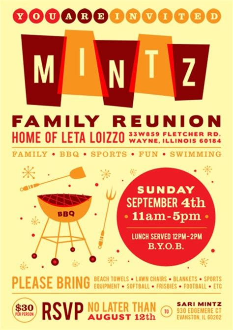 10 best images about family reunion tips and ideas on