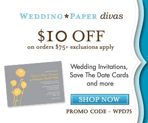 wedding paper divas promo wedding paper divas save 10 save the dates save
