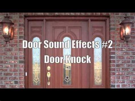 Door Knock Sound Effect by Door Knock Sound Effect Sounds