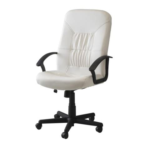 ikea white chair office fs ikea white leather office chair 50 tribe forum