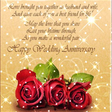 Happy Wedding Anniversary Animated Gif by 7 Wonders Of The World Happy Anniversary Animated Happy