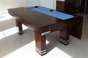 dining table dining table converts to pool table