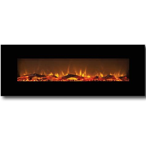 24 Inch Electric Fireplace by Oakland 72 Inch Log Linear Wall Mounted Electric Fireplace