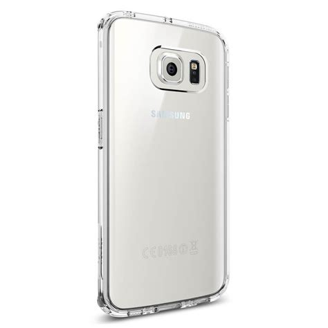 Sgp Ultra Hybrid For Samsung Galaxy S6 Oem Black 1 spigen 174 ultra hybrid sgp11419 samsung galaxy s6 edge clear spaceboy