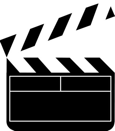 movie clipart   clipart panda free clipart images