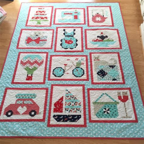 Snapshot Quilt Pattern by Snapshots Quilt Quiltsby Me