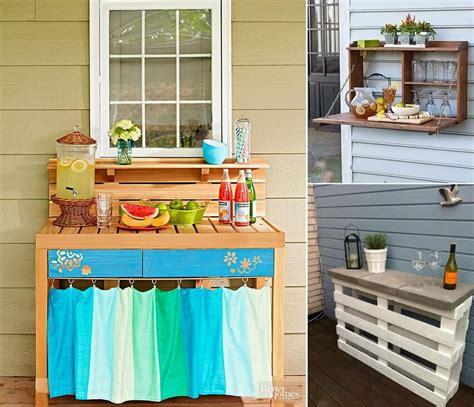 10 best coolest diy home bar ideas images on pinterest 10 cool diy outdoor bar ideas for summer