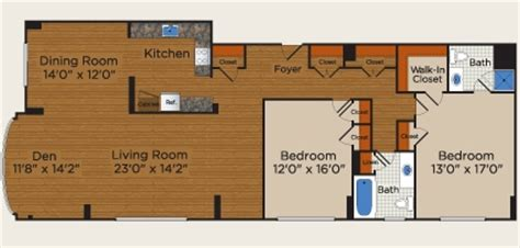 Living In An Apartment Vs Meaning Quot Den Quot And Quot Living Room Quot Language