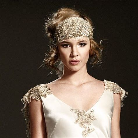 hairstyles from the great gatsby era great gatsby inspired hairstyles and hair accessories my