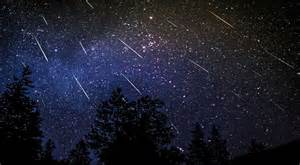 explainer the perseid meteor shower the rock river times